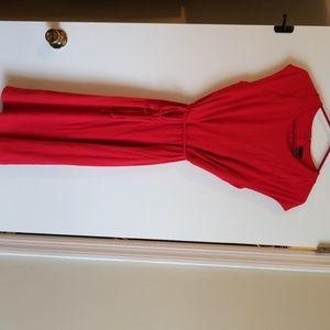 Coral Ann Taylor sheeth dress